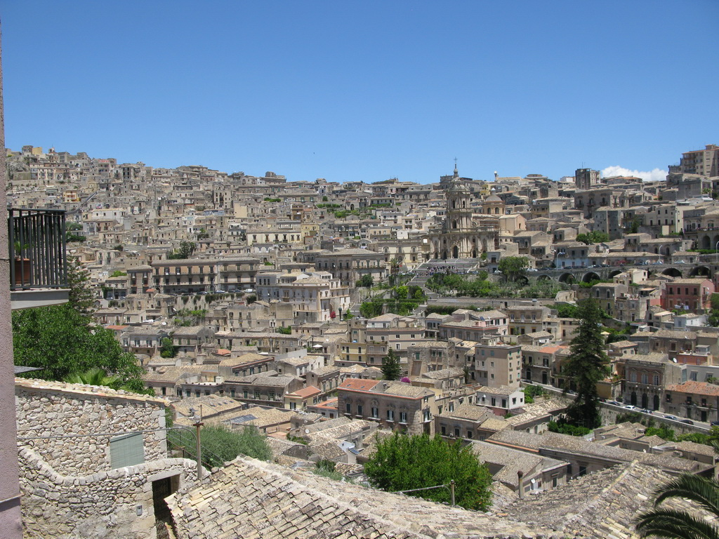 Sicília_-_starobylá_Modica
