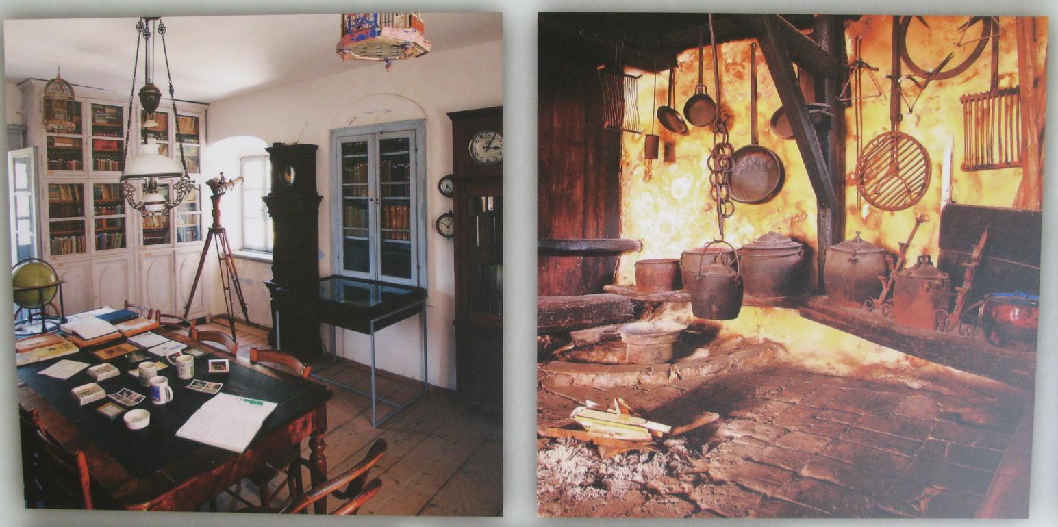 ostrov_Brač_-_Škrip,_múzeum_a_fotky_expozície_v_kláštore_Blaca